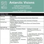 Tasmania Conference Programme